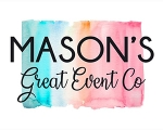 Visit the Mason's Great Event Co website