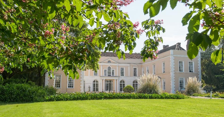 Image 1: Hintlesham Hall