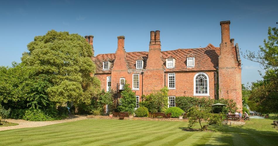 Image 3: Hintlesham Hall