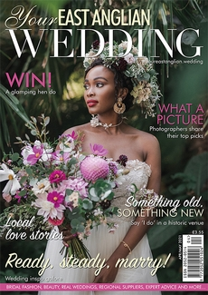 Issue 48 of Your East Anglian Wedding magazine