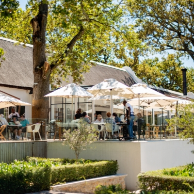 Wine lovers will adore this South African honeymoon destination