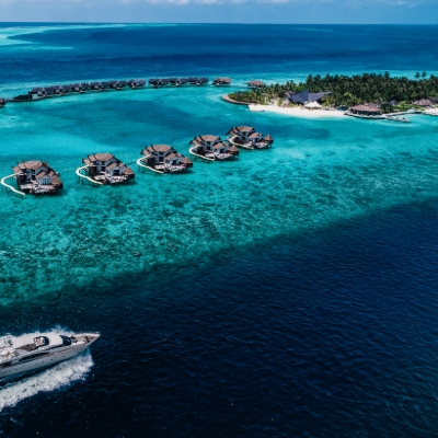 New honeymoon inspiration from the Maldives