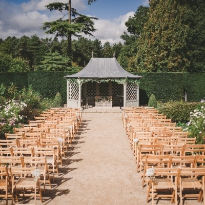 County Wedding Events comes to Marks Hall Estate in Coggeshall, Essex!