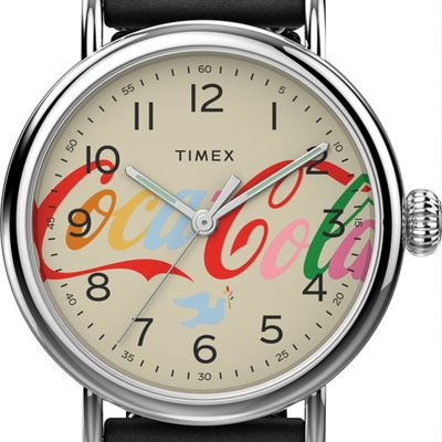 Timex x Coca-Cola Make Time for Unity with Release of Limited-Edition Capsule Collection
