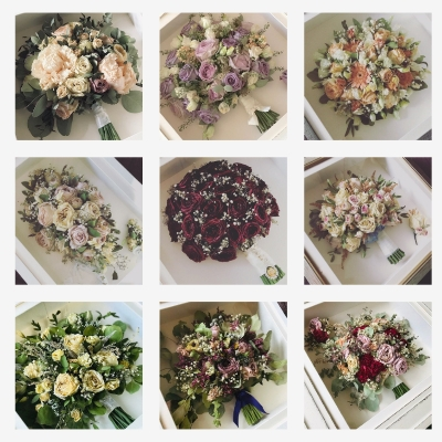 Visit The Brentwood Centre's Signature Wedding Show for floral inspiration