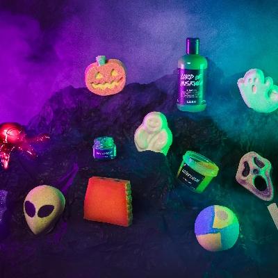The Lush Halloween range has landed!