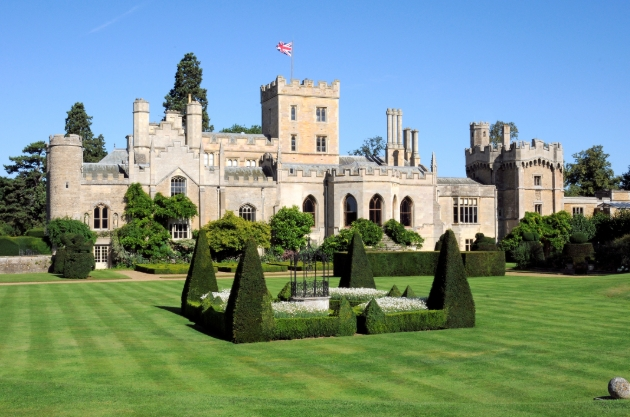 Elton Hall, Peterborough, Cambridgeshire