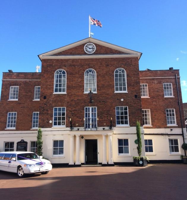 Huntingdon Town Hall, Huntingdon, Cambridgeshire