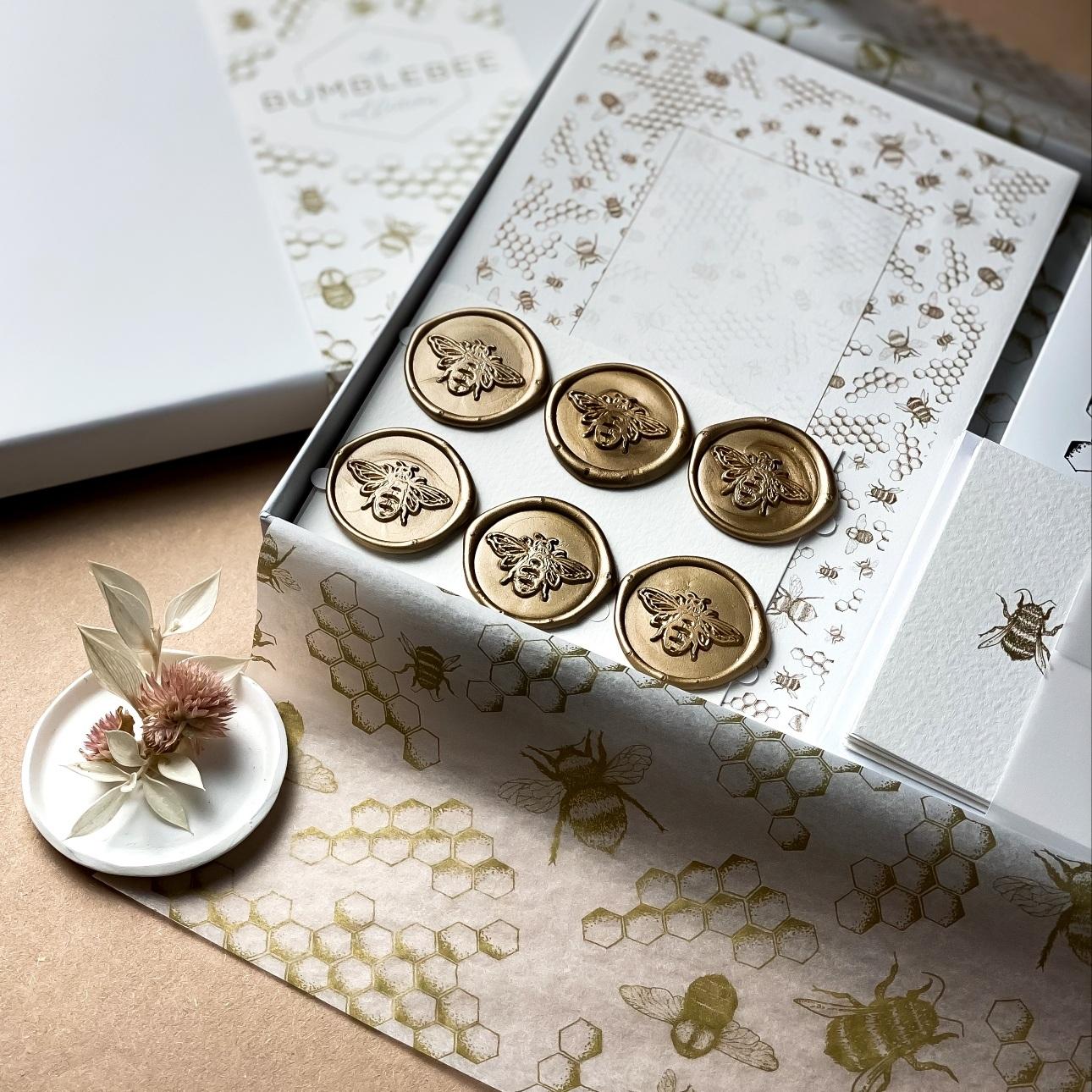 wax stamps set