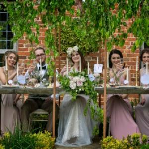 Belles and Beaus Wedding Hire and Venue Styling