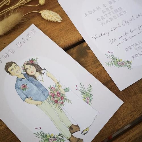 Aimee Paints Illustration