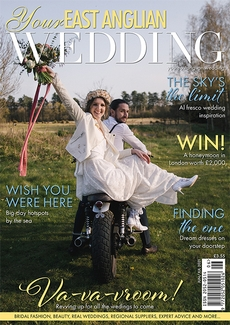 Issue 49 of Your East Anglian Wedding magazine